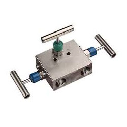 3 way pneumatic manifold Valve
