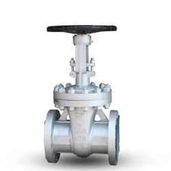 ASTM A217 Grade WC6 Alloy Steel Gate Valve