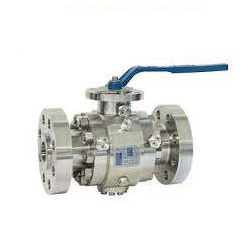CF8M Stainless Steel Trunnion Mounted Ball Valve