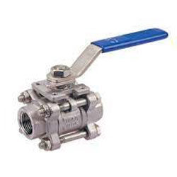 Nickel Alloy Ball Valves