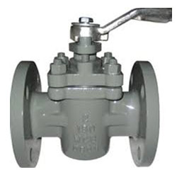Alloy 20 Plug Valves