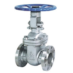 ASTM A217 WC9 Gate Valve