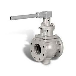 DIN GG25 0.6025 Lubricated Plug Valves