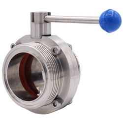 Nickel Alloy Butterfly Valve