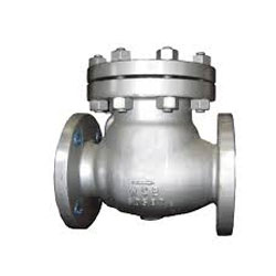 Nickel Alloy Check Valve
