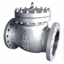 Nickel Alloy Swing Check Valve