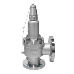 SA 217 C12 Relief and safety Valves