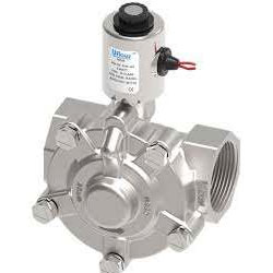 A351 CF8M Diaphragm-Sealed Valves