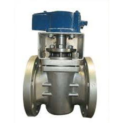 ASTM A351 CF8 Flanged Diaphragm Valve