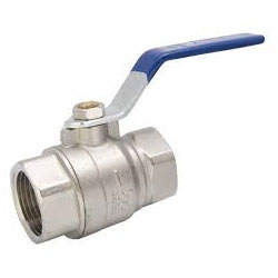 ASTM A351 CF8M Low Pressure Ball Valve