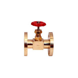 Brass Flanged Needle Valves