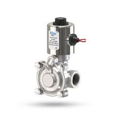CF8M SS Diaphragm Type Float Operated Valves
