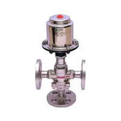 Stainless Steel 3 Way Mixing Diverting Control Valve